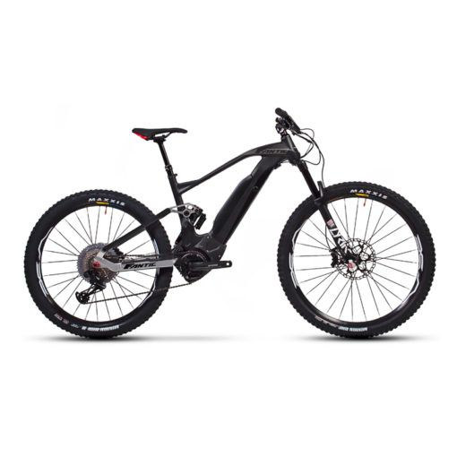 FANTIC E-Bike XF1 Enduro Integra 630Wh Carbon 160mm Race Grösse M ab Lager