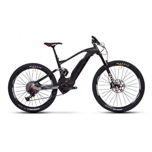 FANTIC E-Bike XF1 Enduro Integra 630Wh Carbon 160mm Race Grösse M Verkauft!!!